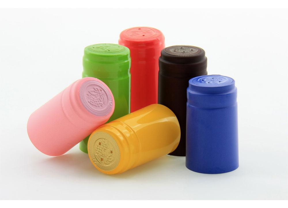 Capsulas de PVC 2