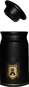 Capsula de PVC con Obturador o tapón